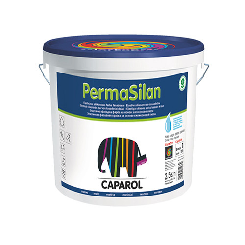 Фасадная краска силиконовая Caparol PermaSilan В1 (2,5 л)