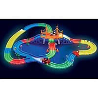 Гибкая светящаяся дорога Magic Tracks (360 деталей)