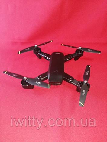 Квадракоптер - дрон с камерой видеонаблюдения  и фото  SG700, фото 2