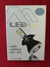 Светодиодные LED лампы G5 H7