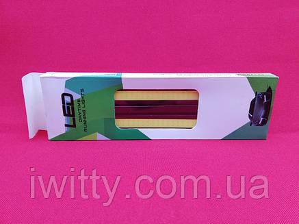 Ультратонкие дневные ходовые огни DRL 18, фото 2