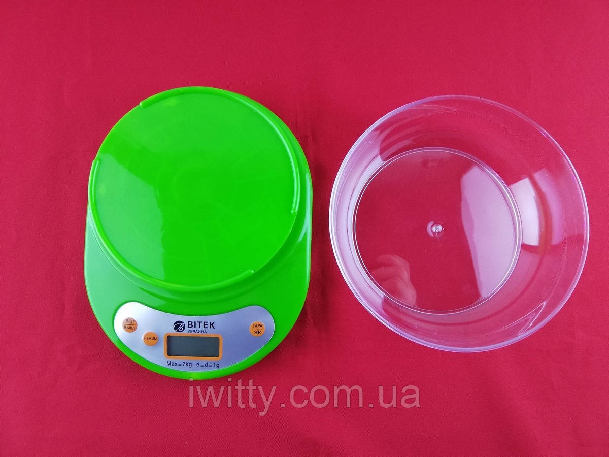 Кухонные весы BiTEK  9005