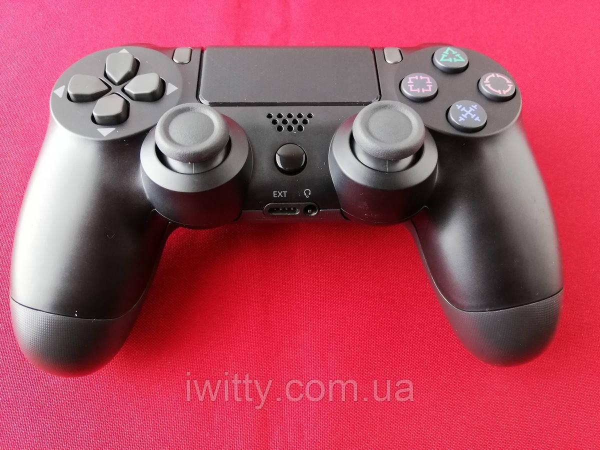 Игровой Джойстик DualShock 4 (Black)