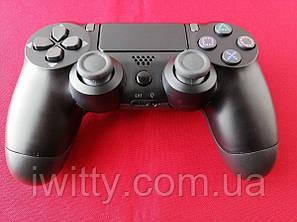 Игровой Джойстик DualShock 4 (Black), фото 2