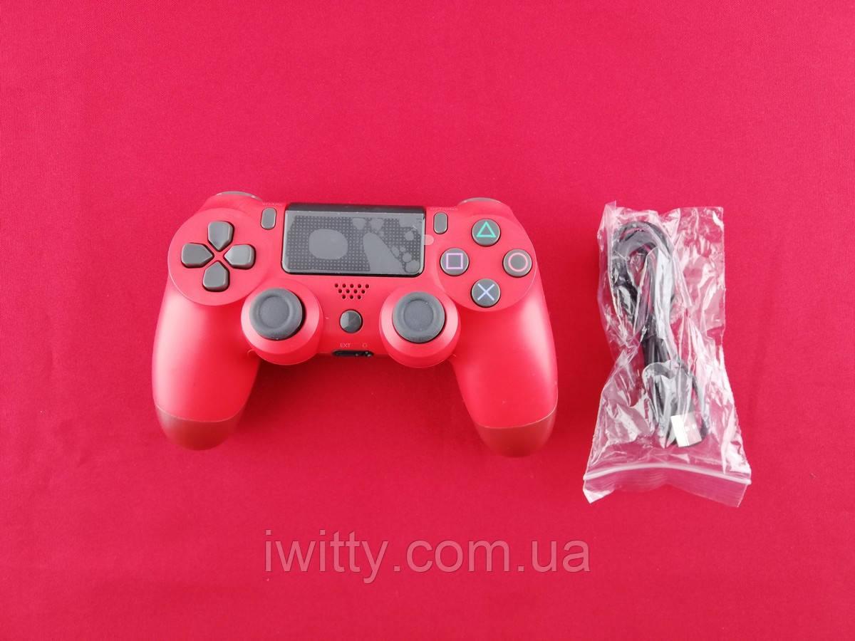 Игровой Джойстик DualShock 4 (Red)