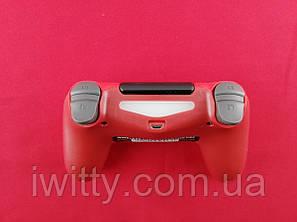 Игровой Джойстик DualShock 4 (Red), фото 2