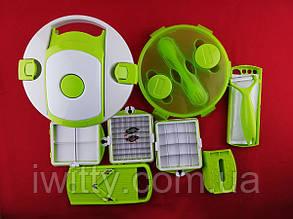 Универсальная овощерезка Multi Salad Сhef ( Зеленый)