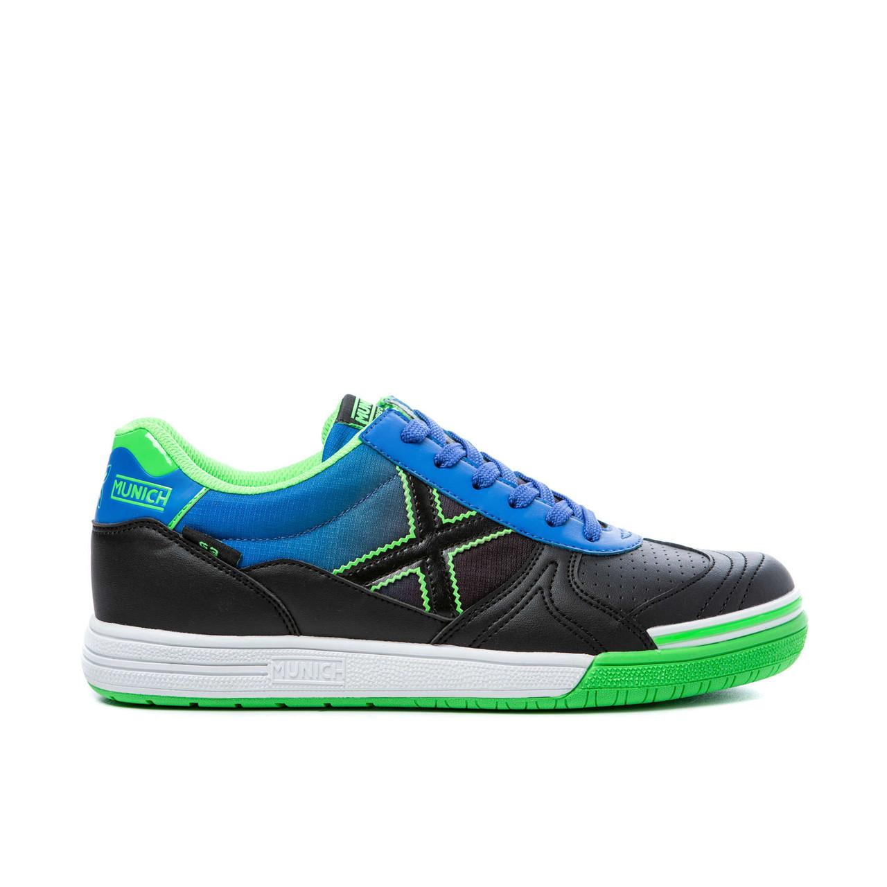 Футзалки MUNICH X G3 INDOOR 1019  обувь для зала.