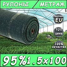 Сетка затеняющая 95% 1,5х100, фото 2