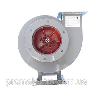 Пылевой радиальный высокотемпературный вентилятор Турбовент ПВР 1.1, фото 2