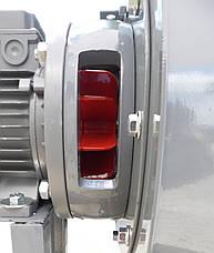 Пылевой радиальный высокотемпературный вентилятор Турбовент ПВР 1.1, фото 3