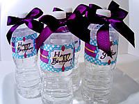 Этикетки (наклейки) на бутылочки