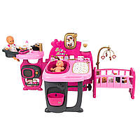 Игровой набор для ухода за куклой Комната малыша Smoby 220327 (ігровий набір Кімната малюка)