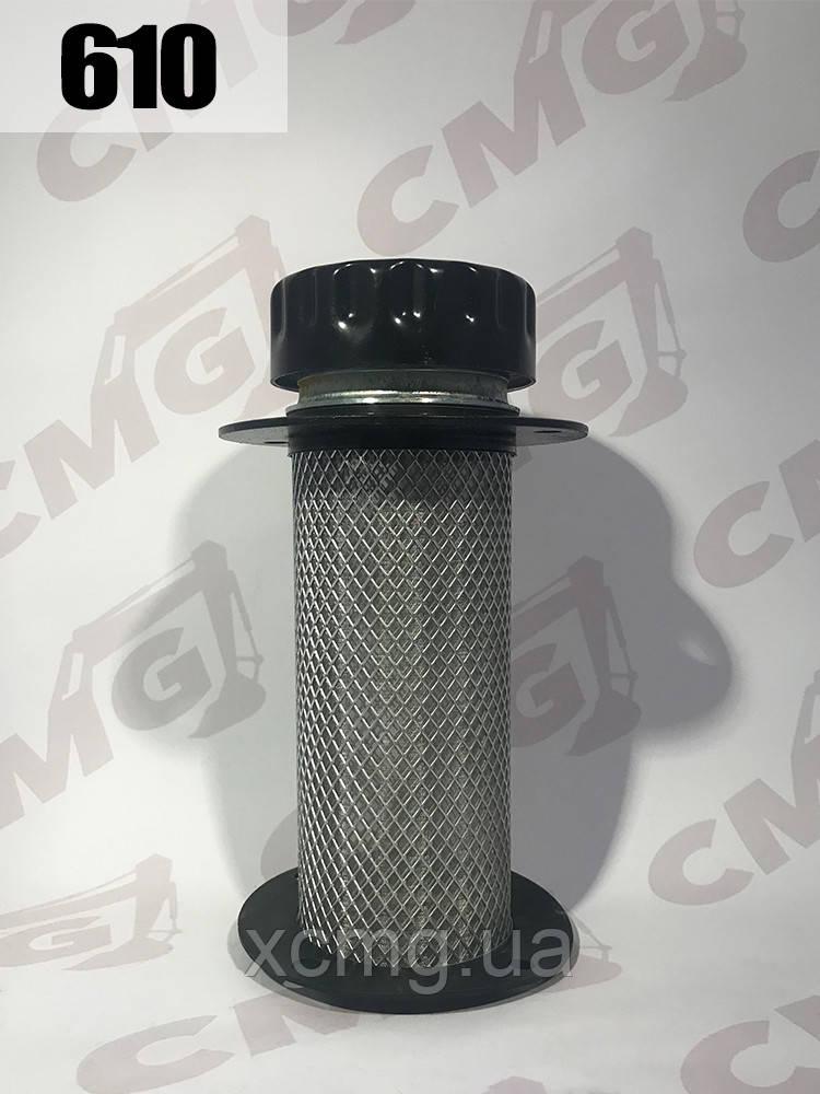 Фільтр паливний 803164217/805002278 заливної горловини для навантажувача ZL50G, LF300F