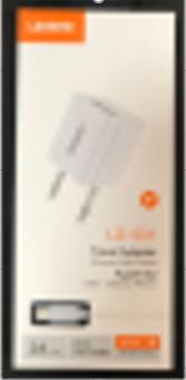 СЗУ адаптер 220V LEGEND LD901 1USB + iPhone 2A
