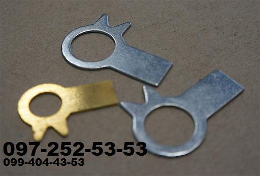 ГОСТ 13464-77 Шайба стопорная с лапкой уменьшенная