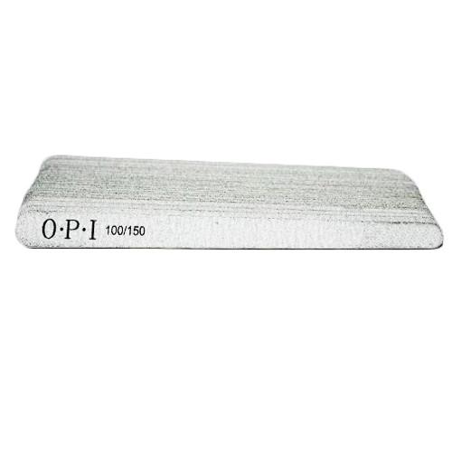 Набір пилок OPI для нігтів 100/150 крапелька, 50 шт
