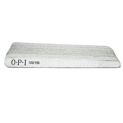 Набір пилок OPI для нігтів 100/150 крапелька, 50 шт, фото 2