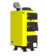 Cтальные котлы на твердом топливе длительного горения Kronas Standart (Кронас Стандарт) 14 кВт