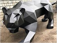 Декоративные фигуры из металла, фото 1