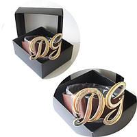 Ремень Dolce & Gabbana коричневый