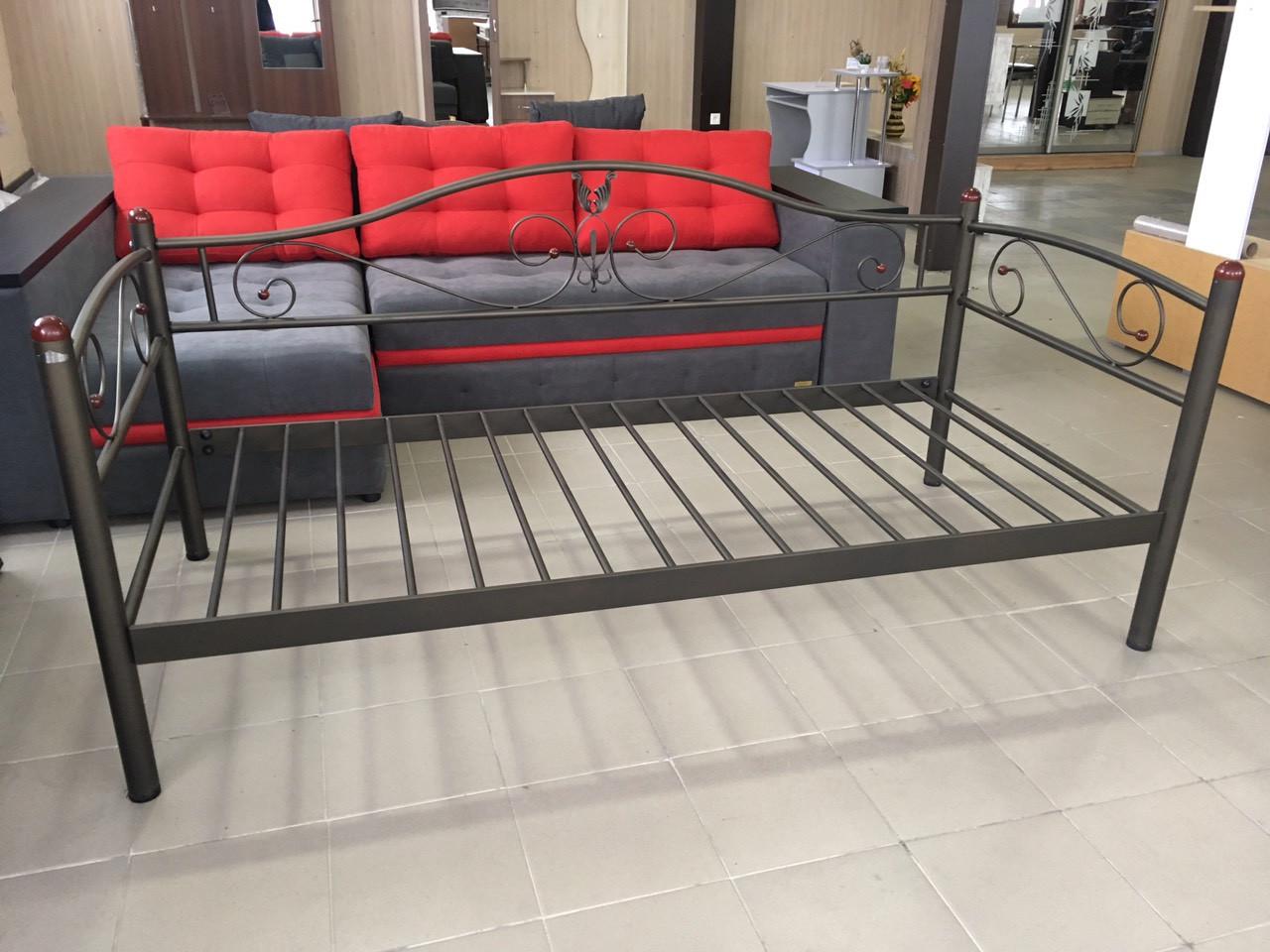Металлическая кровать Анжелика Мини. ТМ  Металл-Дизайн