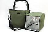 Термо сумка Fisher  2 в1, фото 3