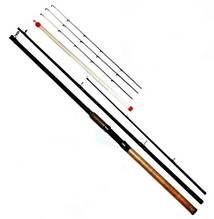 Удилище фидерное Fishing ROI Sigma Carbon 60-120g 3.3m (25шт/ящ) (М624)