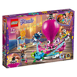 LEGO 41373 Friends Веселий Восьминіг Funny Octopus Ride 324 деталі (ЛЕГО Френдс Аттракцион «Весёлый осьминог»)