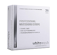 Professional Whitening strips, 28 шт, отбеливающие полоски профессиональные, WhiteWash Laboratories