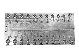 Форма для литья джиг-головок Шар 10-30г (Алюминий)