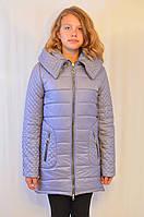 Красивая, дешевая  женская куртка с сильной утепленностью Наталка.