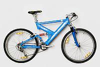 Велосипед Ghost 26 Blue Б/У