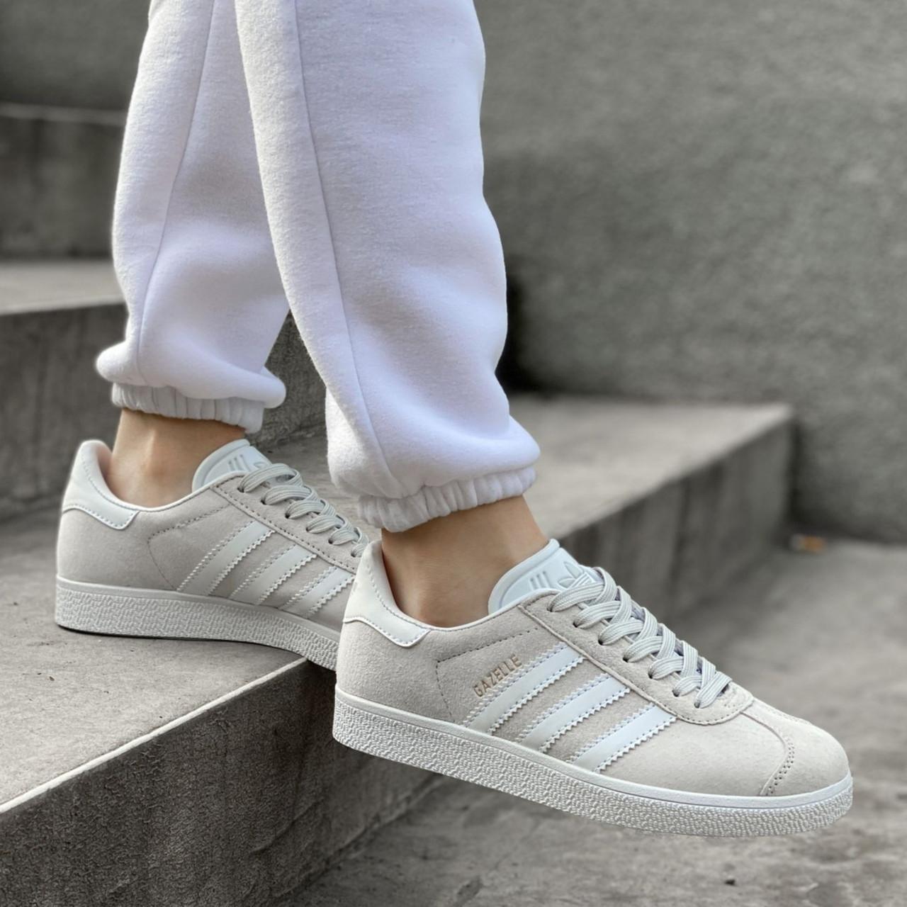 Женские кроссовки в стиле Adidas Gazelle