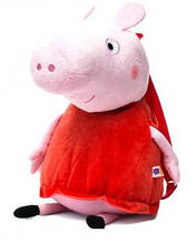 Рюкзак детский мягкая игрушка Пеппа Peppa Pig