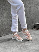 Женские кроссовки в стиле Adidas Gazelle Pink, фото 2