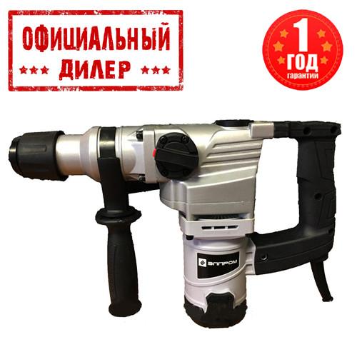 Бочковой перфоратор ЭЛПРОМ ЭПЭ-1300-2 (1.3 кВт, 4 Дж)