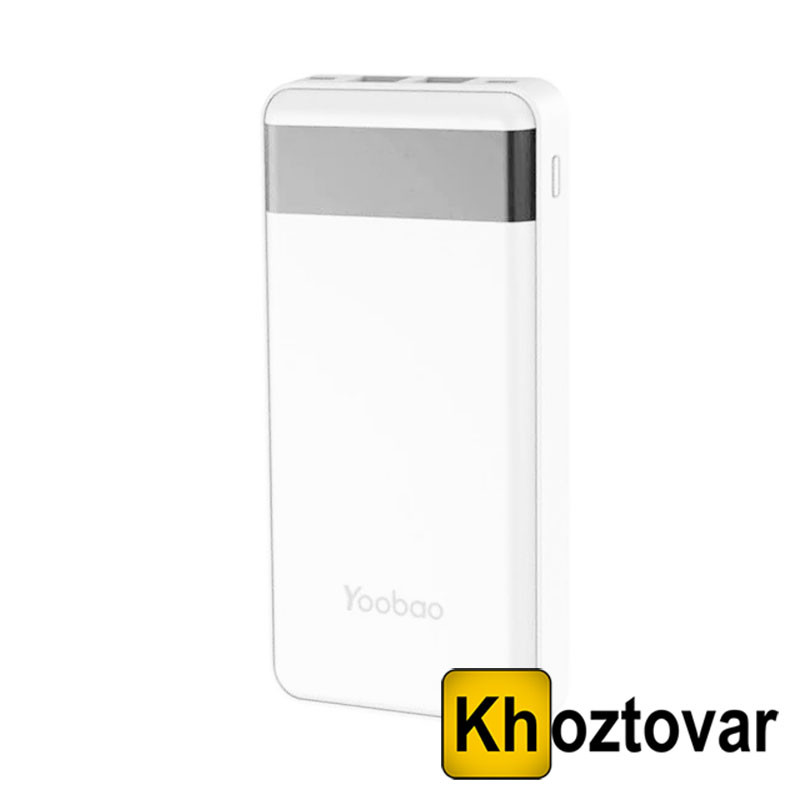 Повербанк 10000 mAh YooBao | PowerBank