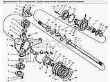 Шайба упорная кулака поворотного 4310-2304068 (пр-во КАМАЗ), фото 3