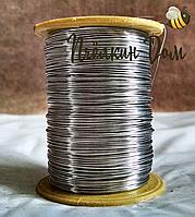 Проволока для пчеловодства нержавеющая 0,25 кг ф0,5мм
