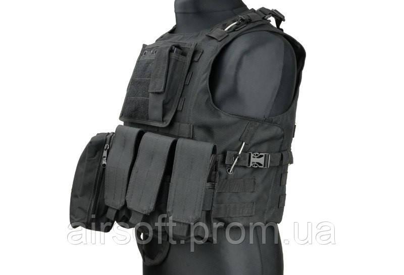 Модульный бронежилет AAV (Amphibious Assault Vest)