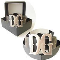 Ремень Dolce & Gabbana черный кожаный