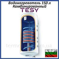 Водонагреватель Tesy Bilight комбинированный 150 л, 3,0 кВт GCV7/4SL 1504430 B11 TSRP левый