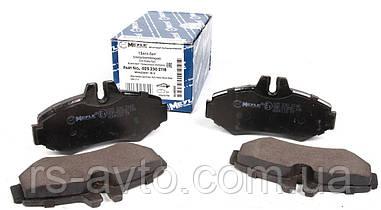 Колодки тормозные (задние) MB Sprinter 208-316 96- (Bosch)