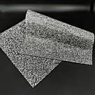 Фотозона, коврик силиконовый инкрустированный, серебро, фото 5