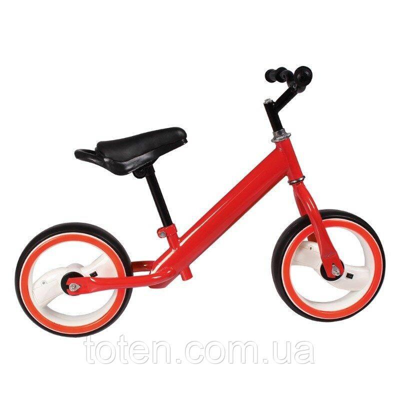 Беговел (велобіг від) Tilly 12 д Eva T-212515 зі світними колесами Різні кольори