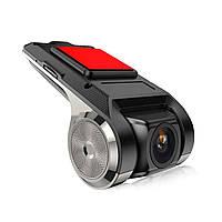 Видеорегистратор Anytek X28 для авто 5 Мп широкоугольный объектив 120° MicroSDHC видео 1080х720 G-sensor WDR