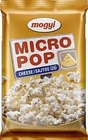 Попкорн Mogyi Micro Pop зі смаком сиру 100 g