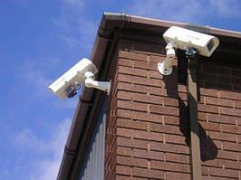 Камеры наблюдения и домашние охранные сигнализации