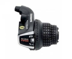 Ручка переключения правая - грипшифт Shimano Tourney SL-RS35 (7 скоростей)